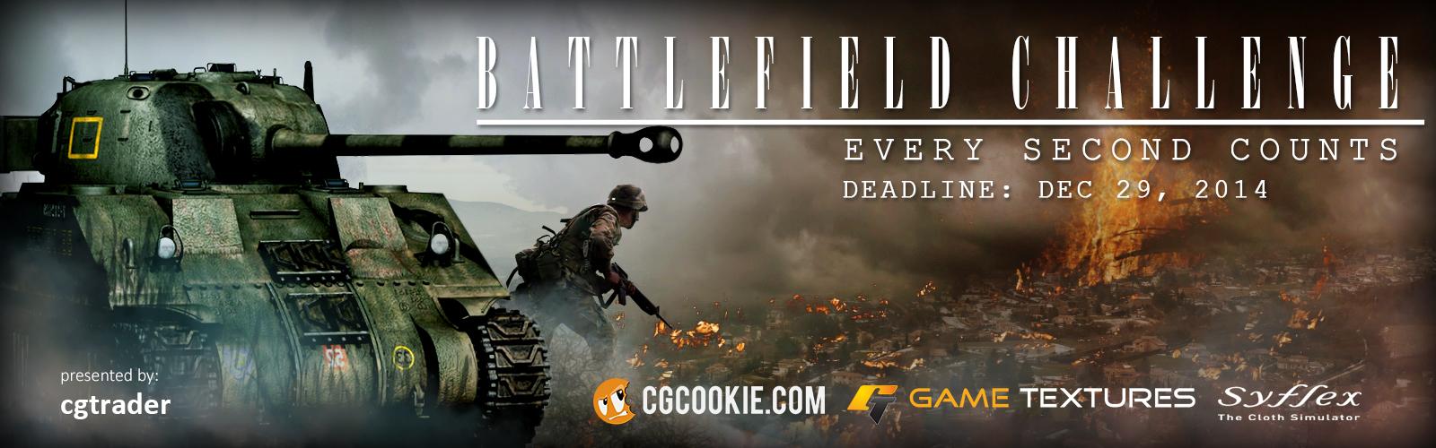 3D Battlefield Challenge