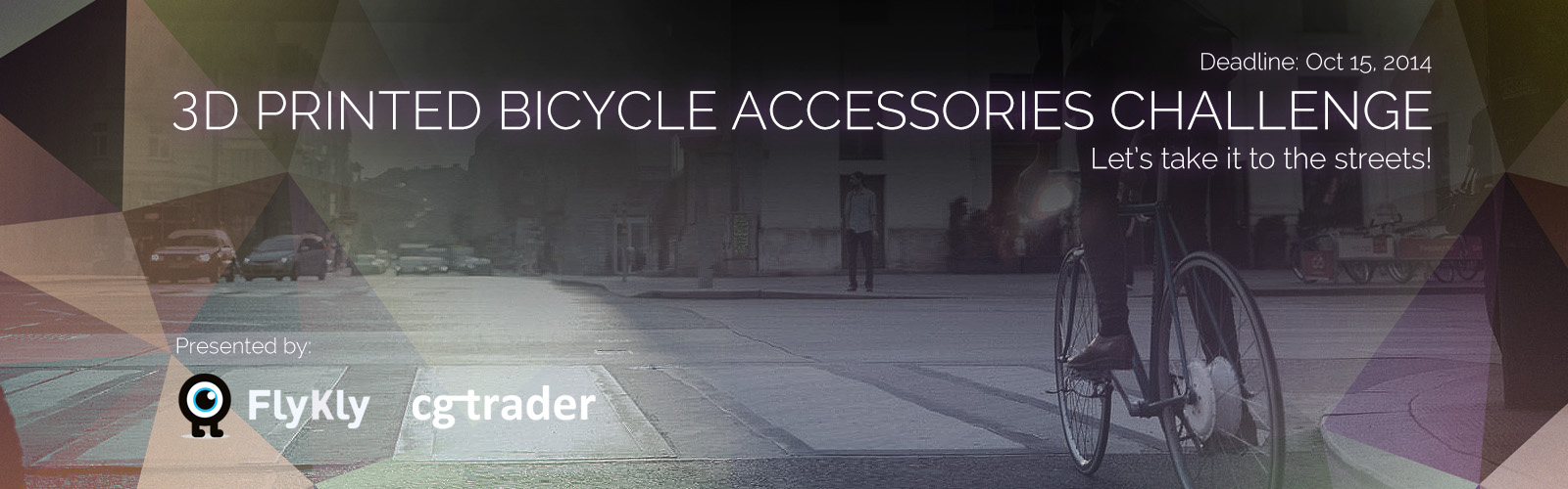 3D Printed Bicycle Accessories Challenge