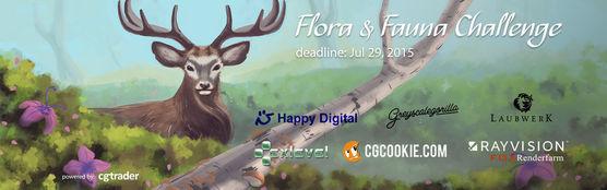 CG Flora & Fauna Challenge