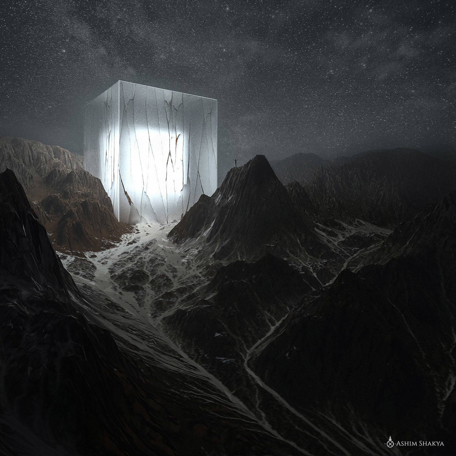 The CGTrader Digital Art Competition is over. See the winning artworks here! 15