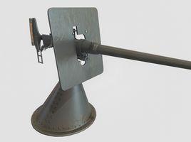 Gun 45 mm