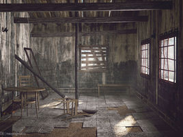 Hunter house interior