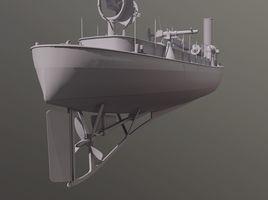 50 fut boat