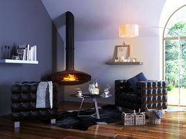 Render warm place