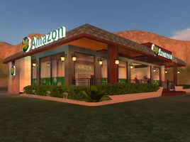 Architecture -  Cafe Amazon