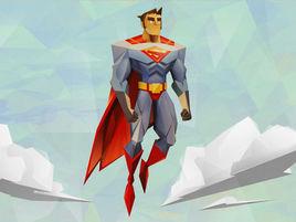 Superman by Armando Lira López