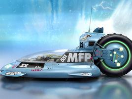 SPACE MFP PURSUIT Disc Driver