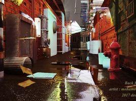 Back Streets Scene