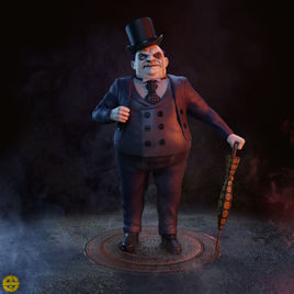 Mr. Penguin (Batman Rival) FanArt 3D Character