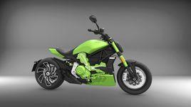 Ducati X-Diavel 2016