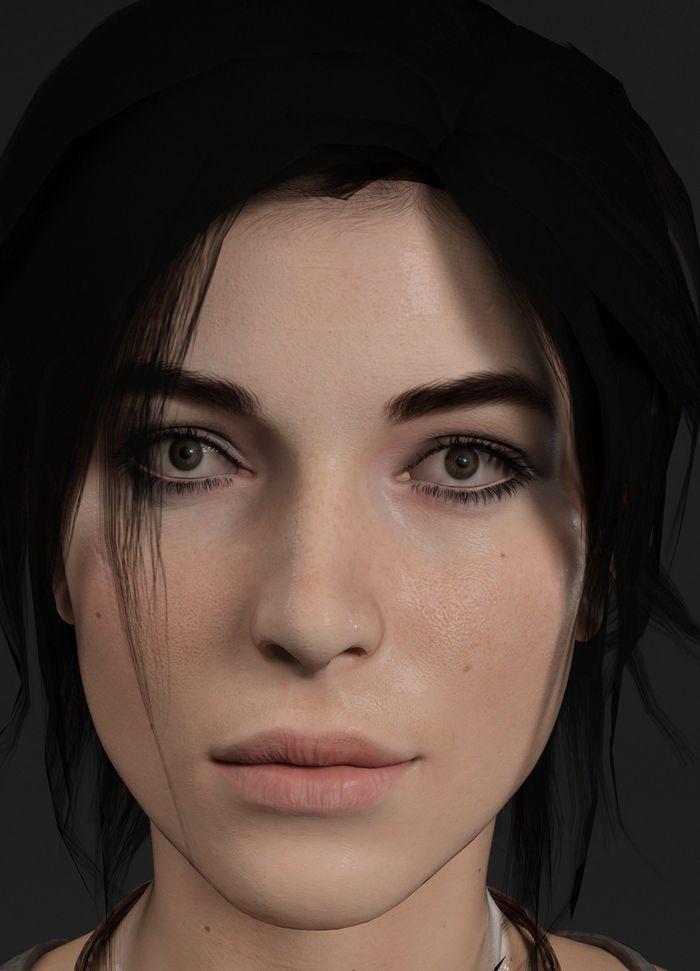 Tomb Raider Fan Artwork
