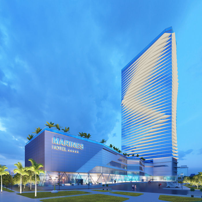 5 star hotel projects