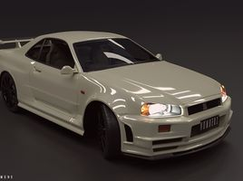 Nissan Skyline GT-R (1999)