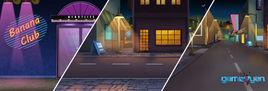 2D Game Development Concept