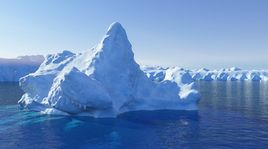 Titanic Iceberg @ home