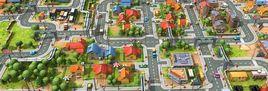 3d Game Street View – City Development