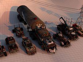 Battle Car Package