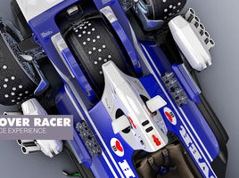 HOVER RACER Custom Car Formula 1