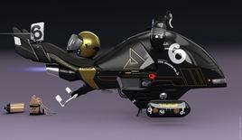 TAURUS Turbo Jet
