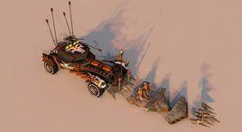 Battle Car 1