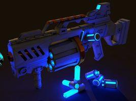 Sici-fi weapon
