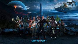 Gameyan -- Game Development Companies and 3D Animation Studio