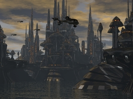 Organodron City