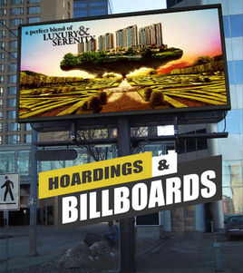Hoarding Billboards Design Concept By Yantram Real Estate Digital Branding Agency Amsterdam, Netherland