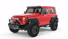 Jeep Wrangler 2 door