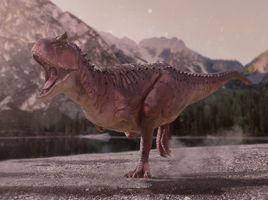 Carnotaurus Sastrei - The Carnotaur