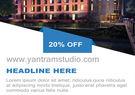 Real Estate Brochure Services By Yantram website development - Brisbourne, Australia