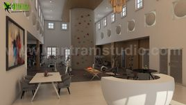 A Virtual Tour for Perfect House of Fitness and Gym Ideas by Yantram architectural modeling firm Boston, USA