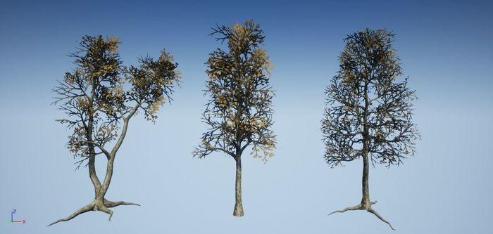 Dead Tree Pack