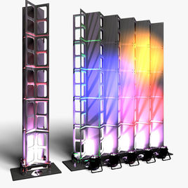 Stage Decor 28 Modular Wall Column