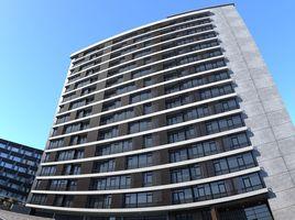 Apartment facade design