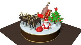 Merry christmas CAKE 2