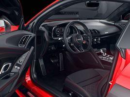 AUDI R8 V10 plus interior renders