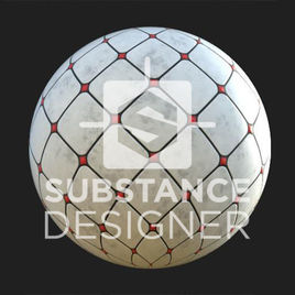 Substance Material : Floor Tile