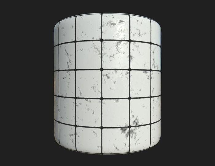 Substance Material : 2 Floor Tiles