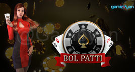 Bol Patti - 2D iOS / Android Game - Develop by GameYan Game Art Outsourcing Studio