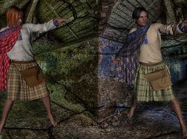 Scottish fantasy