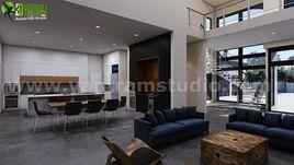 Incredible Architectural Walkthrough Home Design Services by Yantram Architectural Visualisation Studio, San Francisco - USA