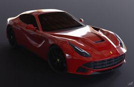 Ferrari F12 2017