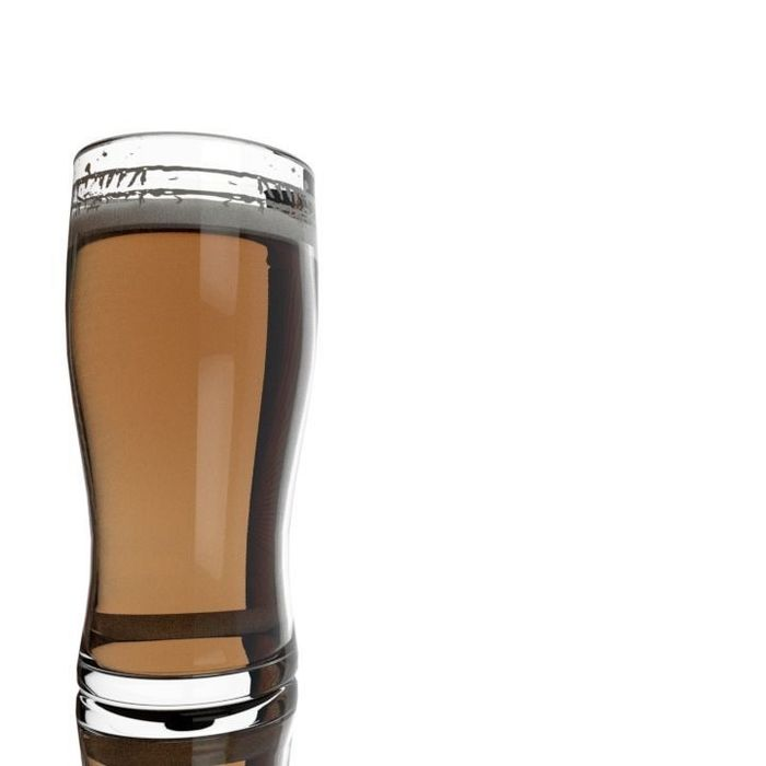 A glass of Beer