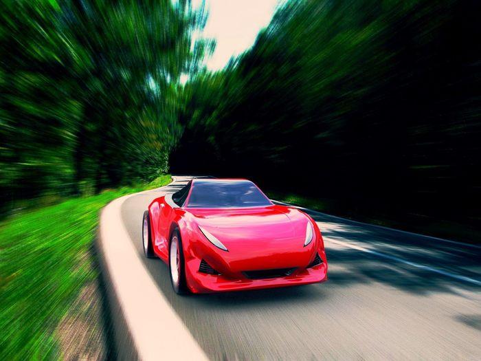 Sportscar Concept