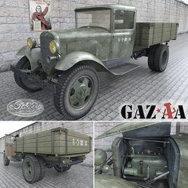 GAZ AA
