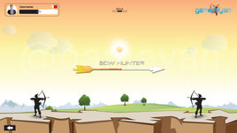 Bow Hunter – Mobile , iOS and Android Game Design by GameYan Game outsourcing Manchester, UK.