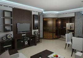 Personal apartment interior