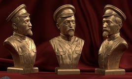 Felix Edmundovich Dzerzhinsky bust