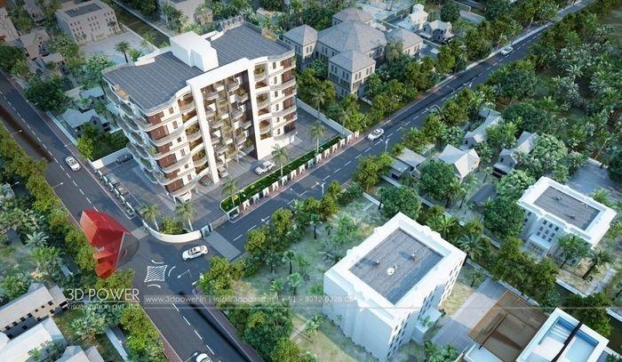 Modern Apartment Design Architecture